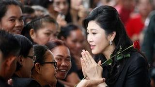 Kein Urteil gegen Yingluck Shinawatra, dafür ein Haftbefehl