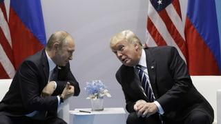 «Trump glaubt an den autoritären Führungsstil»