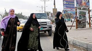 Selbstmordattentäter reissen Dutzende Menschen in den Tod