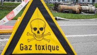 Tickende Zeitbombe rollte durch die Region Basel