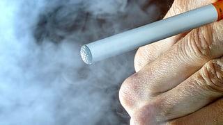 Bund will E-Zigaretten strenger regulieren
