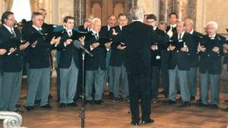 Chor viril rumantsch Berna tschertga chantadurs