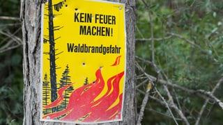 Feuerverbot ignoriert: Solothurnern drohen Anzeigen