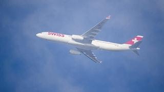 Swiss fliegt nicht mehr über Strasse von Hormus