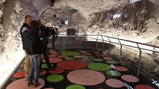 Themenwelt auf dem Gotthard hat zu wenig Besucher