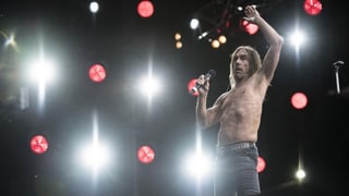 Iggy Pop – Der Untote des Pop (Artikel enthält Audio)