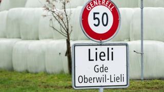 Oberwil-Lieli: Referendum gegen Flüchtlings-Aufnahme eingereicht