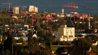 Negativzinsen erhöhen Risiko einer Immobilienblase