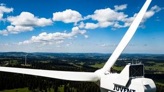 Wie nah dürfen Windanlagen Wohnbauten kommen?