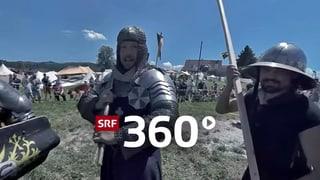 Faszination Mittelalter in 360°