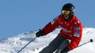 Schumacher kämpft nach Skiunfall um sein Leben
