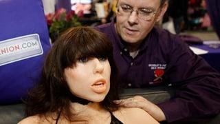 Sex-Roboter: Forscher leisten Widerstand