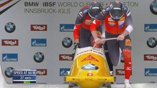 Wintersport: Rico Peter weiter auf Formsuche