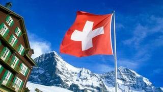 Wieder mehr Gäste in Schweizer Hotels
