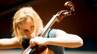 Sol Gabetta, die Botschafterin des barocken Cellos