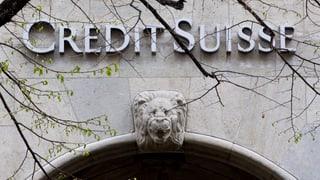 CS und UBS stehen erneut unter Manipulationsverdacht