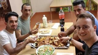 Tag 5: «Komm, iss mit uns!» (Artikel enthält Video)