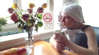 Zigarette zum Frühstück? Nicht für Uta Köbernick