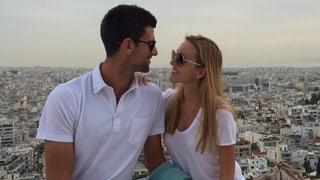 Tennis-Ass Djokovic: «Wir werden Eltern!»