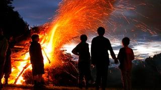 Ein Nationalfeiertag ohne Feuer