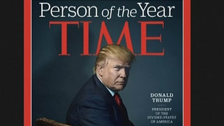 «Time» Magazine kürt Donald Trump zur «Person of the Year»
