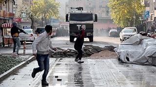 «Die Stimmung zwischen Türken und Kurden verschärft sich»