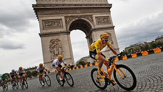 Froome wohl von der Tour de France ausgeschlossen