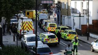 Explosion in der Londoner U-Bahn mit mehreren Verletzten