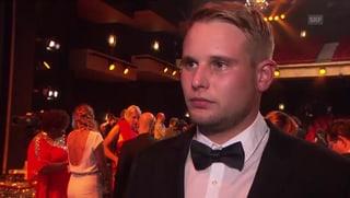 Miss Schweiz-Freund Nathy Burgy kämpft mit seiner Eifersucht