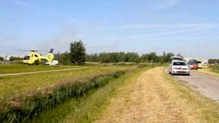 Am Absturz beteiligte Piloten der Patrouille Suisse zurückgekehrt