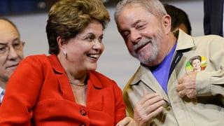 Lula da Silva wird Stabschef von Brasiliens Präsidentin Rousseff