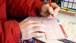 Lotto: Auf Dauer gewinnt die Bank