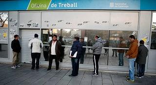 Der spanische Arbeitsmarkt lässt Hoffnung aufkommen
