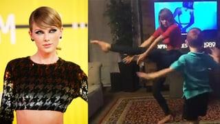 «Shake It Off»: Taylor Swift ausser Rand und Band