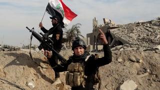 «Die neue Strategie des irakischen Militärs führte zum Erfolg»