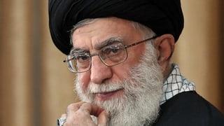 Chamenei stellt Forderungen für Verbleib