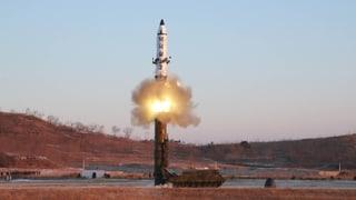 Nordkorea feuert Raketen ab: Japan ist besorgt