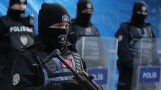 Haben die Sicherheitskräfte die Lage noch im Griff?