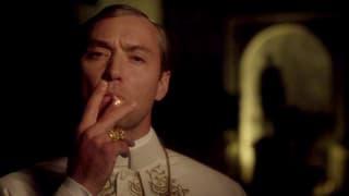 Holy Smoke! Der Papst ist ein rauchender Ami