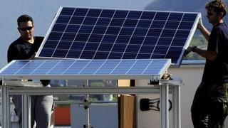 Aargauer Kantonsparlament entscheidet über Energie-Programm