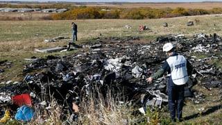 Niederländische Ermittler kehren zu MH17-Absturzstelle zurück