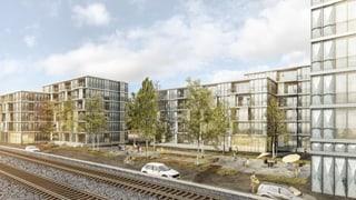 Immobilien statt Züge bei der BLS?