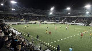 Stadionverbot für drei Fans des FC Schaffhausen