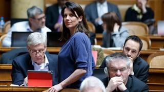 SP-Nationalrätin Chantal Galladé tritt im Herbst zurück
