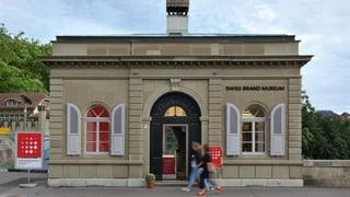 Swiss Brand Museum war zwei Jahre im Zollhaus auf der Nydeggbrücke