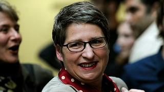 Ursula Stämmer tritt zurück