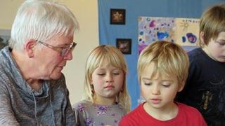 Kritik an Senioren im Klassenzimmer