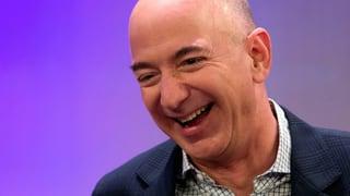Jeff Bezos bleibt der reichste Mensch der Welt