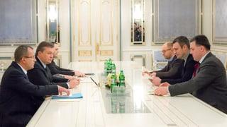 Janukowitsch will Opposition an der Macht beteiligen