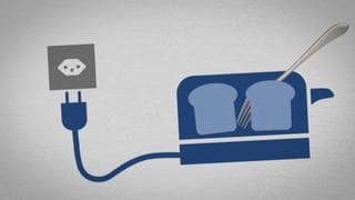 Video «Strom: Achtung Gefahr! (8/8)» abspielen